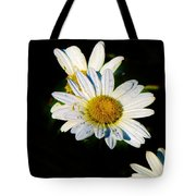 Bed Of Daisy's For Daisy Tote Bag