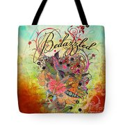 Bedazzled Tote Bag by Amy Stewart