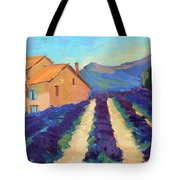 Bedoin - Provence Lavender Tote Bag
