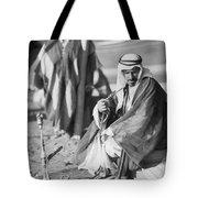 Bedouins In Jordan Tote Bag