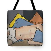 Bedscape One-thirty Am Tote Bag