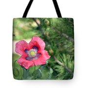 Bee A Flower Tote Bag