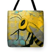 Bee Aware Tote Bag