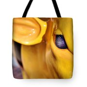 Bee Bullseye Tote Bag