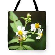 Bee-flower Pollen Tote Bag