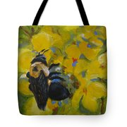Bee-havin' Tote Bag