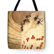 Bee Hive Tote Bag
