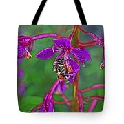 Bee In Hdr Tote Bag