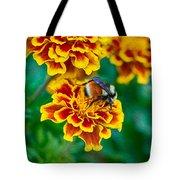 Bee My Friend Miss Marigold Tote Bag