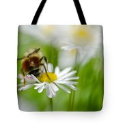 Bee The Daisy Tote Bag