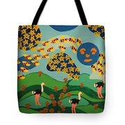 Bee The Leader Tote Bag