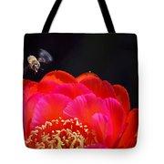 Bee Uti Full Tote Bag
