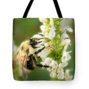 'bee'autiful Morning Tote Bag