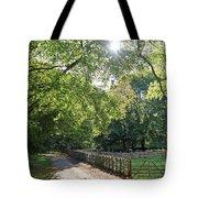 Beech Avenue Britain Tote Bag