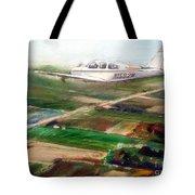 Beechcraft Bonanza Tote Bag