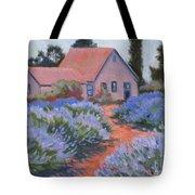 Beekman Lavender Field Tote Bag