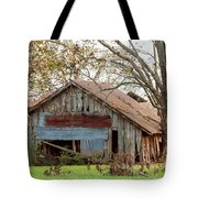 Been Better Days Tote Bag