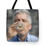 Beer Drinker Tote Bag