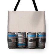 Beer Kegs Tote Bag