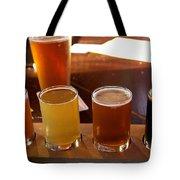 Beer Sampler Tote Bag