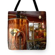 Beer - The Brew Kettle Tote Bag