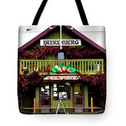 Beerenberg Condiments Tote Bag