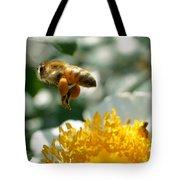 Bee's Feet Tote Bag