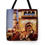 Before A Mosque 1883 Tote Bag