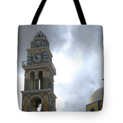 Before A Storm Tote Bag