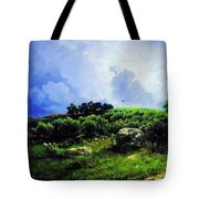 Before A Thunderstorm1869 Tote Bag