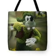 Before And After Sample Art 26 Goofy Tote Bag