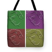 Before He Became The King Tote Bag