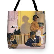 Before School Tote Bag