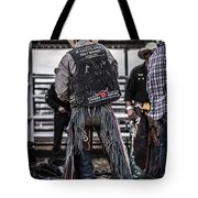 Before The Ride Tote Bag