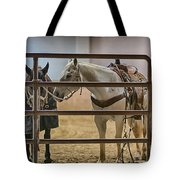 Before The Rodeo Tote Bag