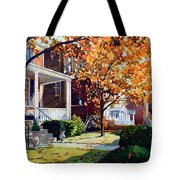Before The Snow Falls Tote Bag
