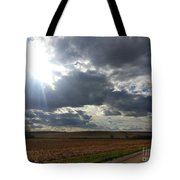 Before The Snow Flies Tote Bag