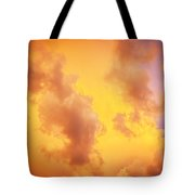 Before The Storm Clouds Stratocumulus 10 Tote Bag