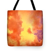 Before The Storm Clouds Stratocumulus 2 Tote Bag