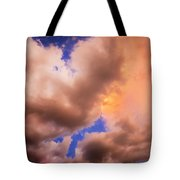 Before The Storm Clouds Stratocumulus 5  Tote Bag