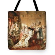 Before The Wedding, 1890 Oil On Canvas Tote Bag