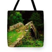 Beggars Bridge In Glaisdale North Yorkshire Tote Bag