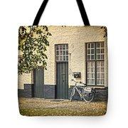 Begijnhof Bicycle Tote Bag