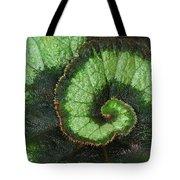 Begonia Leaf 2 Tote Bag