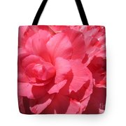 Begonia Named Non-stop Pink Tote Bag