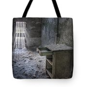 Behind The Bars Tote Bag