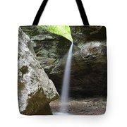 Behind The Boulders Tote Bag