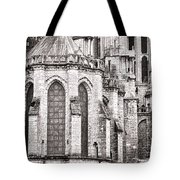 Behind The Cathedral Tote Bag