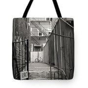 Behind The Gates Tote Bag