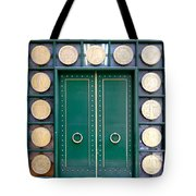 Behind The Green Doors - Sao Paulo Tote Bag
